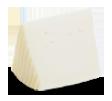 60 g de queso fresco</br>30 g de semicurado / curado