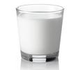 Un vaso de leche </br>de 250ml.
